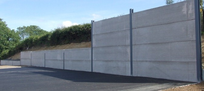 Prestressed wall panels precast concrete walls for Concrete panel house