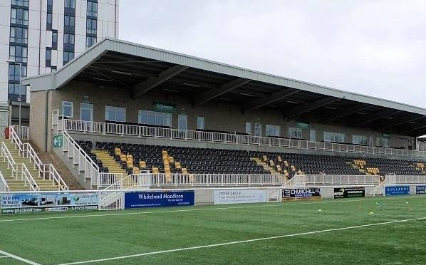 Steps for Stadium Extension