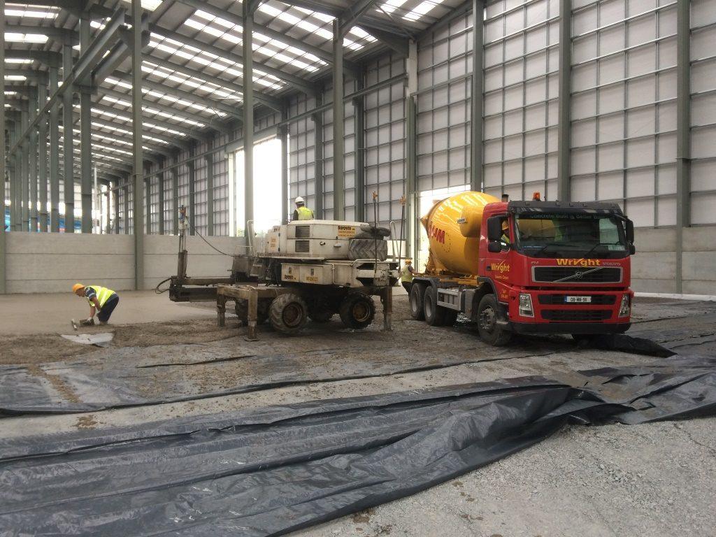 Readymix Concrete Monaghan - Combilift 2016