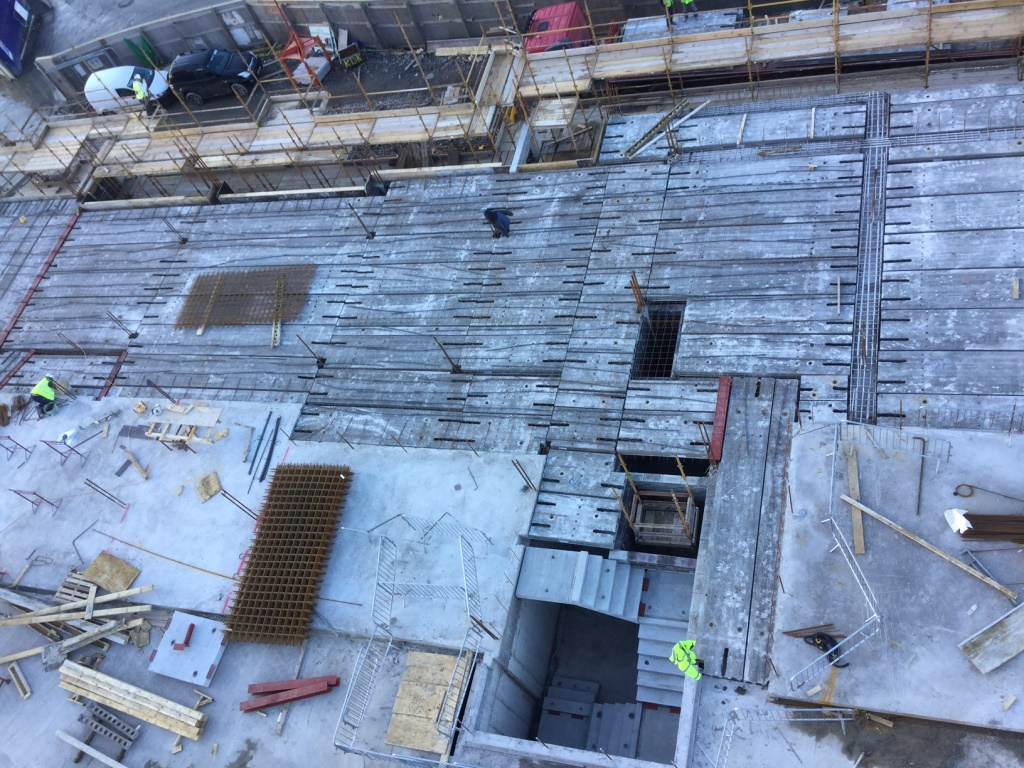 Precast Solutions for 6-Story Apartment Complex - Wright Quarry Products